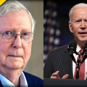 Mitch McConnell Has a Brutal Reality Check for Joe Biden about Filling Supreme Court Vacancy