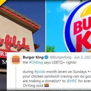 Burger King Launches ATTACK on Chick-Fil-A with New Menu Item