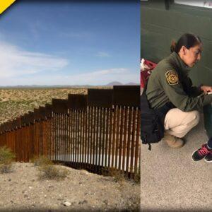 SO SAD: Border Patrol Finds 5-Year-Old Girl Wandering Alone Near Border Wall