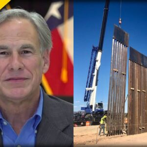 TX Gov. Abbott DEFIES Biden with New Plan to Continue Building the Wall at the Border