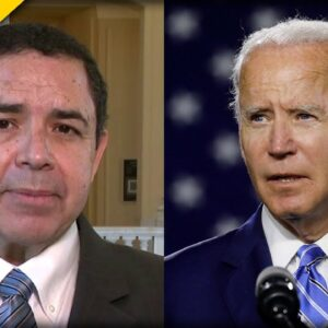 Dem Rep. Goes Off on Biden's FAILURE to Handle the Border Crisis