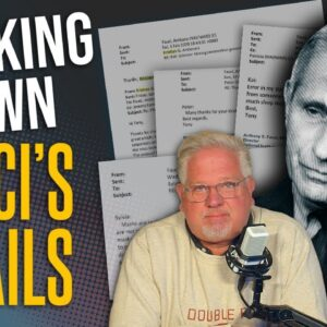 Dr. Fauci's Emails EXPOSE His COVID Controversy | The Glenn Beck Program