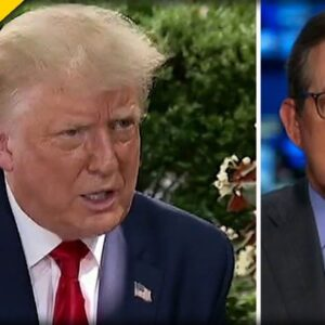 Chris Wallace TERRIFIED after Trump Releases Statement that May Have Him BOOTED Off the Air