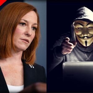Psaki TRIGGERED - MOCKS Reporter for Asking CRITICAL Question about National Security