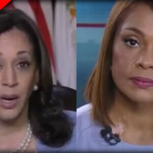 KAMALA UNHINGED: Watch Her SNAP at Innocent Female Reporter for Simply Asking about the Border