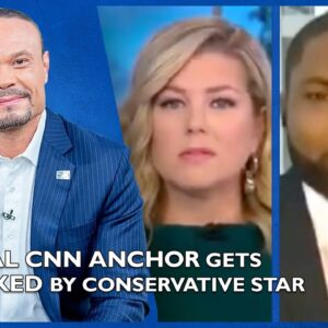 Ep. 1540 Liberal CNN Anchor Gets Wrecked By Conservative Star - The Dan Bongino Show®