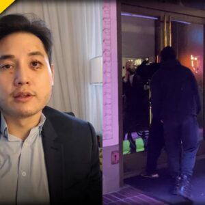 Crazed Leftists Cause Terror at Hotel In Their Quest To Find Conservative Journalist Andy Ngo
