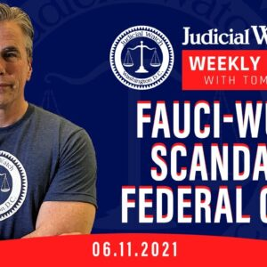 Fauci-Wuhan Scandal in FEDERAL COURT, Schiff Crimes? Cuomo-Covid Update & MORE!