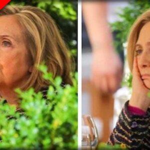 WATCH Hillary Clinton Drown Herself in Wine As Husband Bill Flirts With Rockstar's Wife