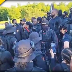 This HORRIFIC Chant Coming from the Black Panther Group will TERRIFY You
