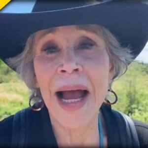 Jane Fonda is Back and Has a WICKED Idea to Destroy Candian Pipeline