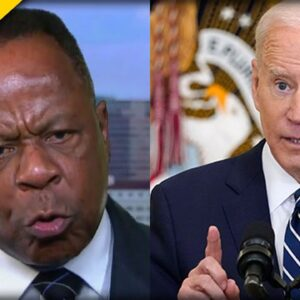 Leo Terrell UNLEASHES on Biden after his Racist Rant in Oklahoma