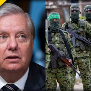 Lindsey Graham Sounds the ALARM on People who Want to Destroy Israel