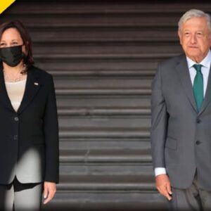 WATCH Kamala Make a Fool of Herself AND America while Meeting the Mexican President