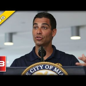 Miami Mayor Sends CRYSTAL CLEAR Message to New Yorkers Looking to Move