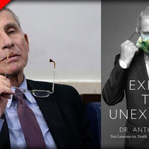 Fauci CANCELED! Amazon, Barnes & Noble SCRUB Book Before Launch, The Reason Will Make You Cheer