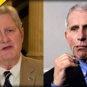 Sen. John Kennedy just WON the Internet with this Suggestion for Dr. Fauci