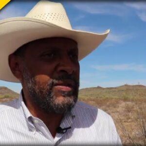 Vernon Jones Visits the Border and has a BRUTAL Message for Kamala Harris