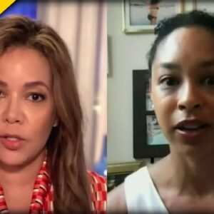Sunny Hostin ECHOES Liberal Journalist - ATTACKS Americans for their Patriotism