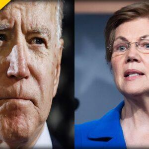 OOPS! Elizabeth Warren Accidentally Says the Quiet Part Out Loud about Dems SECRET Agenda