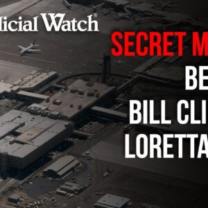 FLASHBACK: 'FBI was MORE CONCERNED about Covering-Up Secret Clinton-Lynch Tarmac Meeting!'