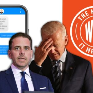 CRINGE: Hunter Biden Uses N-WORD in Convo with His White Lawyer | The News & Why It Matters | Ep 797