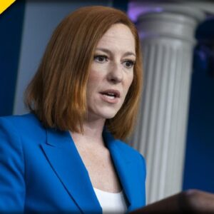 Jen Psaki Fails Badly as She Tries to Backpedal Biden's Lie on Fellow Democrats Manchin, Sinema