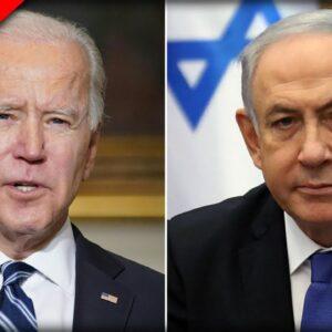 LIKE A BOSS! Watch Netanyahu Go SCORCHED Earth on Biden As He Walks Out Of Office