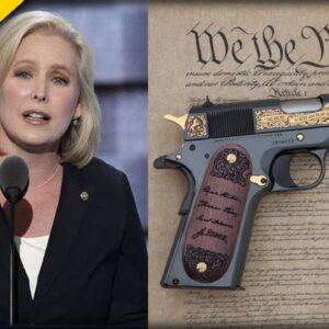 Sen. Kristen Gillibrand CONFIRMS Democrats SICK Plan for Gun Owners