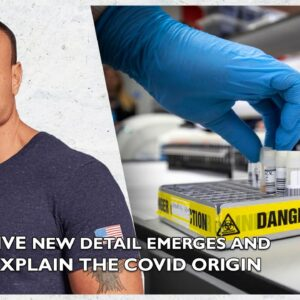 Ep. 1536 An Explosive New Detail Emerges Which Could Explain the COVID Origin -The Dan Bongino Show®