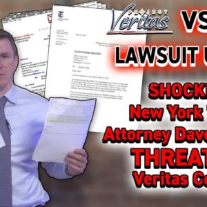 NYT Attorney Dave McCraw THREATENS Veritas Counsel with Publishing Other Clients' Communications
