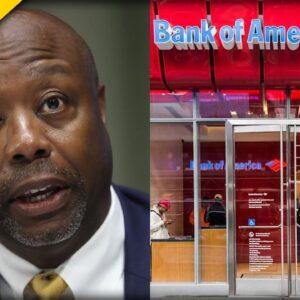 Tim Scott UNLEASHES on Bank CEO's Pushing Woke Capitalism