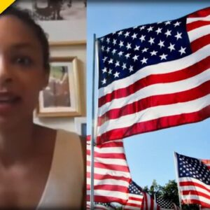 NY Times Journalist ADMITS Being Triggered by the Sight of 'American Flags'