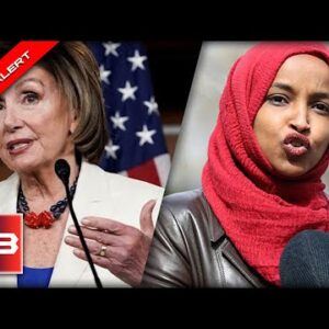 COWARD: Nancy Pelosi REACTS to Ilhan Omar's Dangerous Language and Reveals What will Happen Next