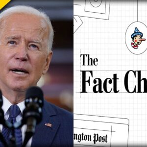 OUCH! Biden hit with 4 Pinocchio's AGAIN for Crazy Claim about Alzheimers
