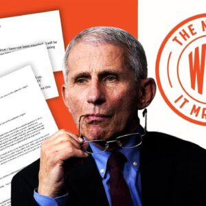 BOMBSHELL: Fauci Emails Dropped, Show Some SHADY Work   The News & Why It Matters   Ep 792