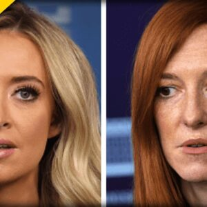WATCH Kayleigh McEnany Go SCORCHED EARTH on 'Media Favorite' Jen Psaki