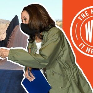 VP Harris Gets SNAPPY When Confronted AGAIN on Border Visit | The News & Why It Matters | Ep 799