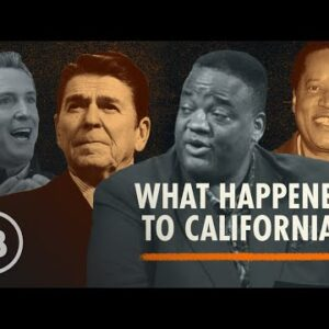 From Reagan to Newsom: Larry Elder Explains California's Decline | Fearless with Jason Whitlock