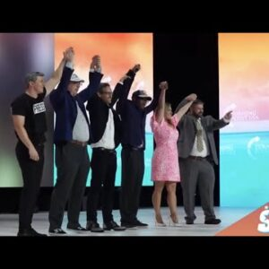 James O'Keefe and FIVE Brave Project Veritas Insiders Take Over The #SAS2021 Main Stage in Tampa, FL