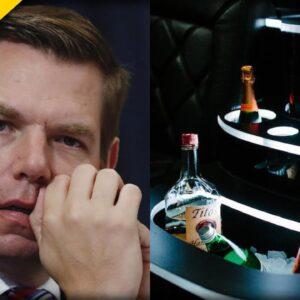 Eric Swalwell CAUGHT Spending MASSIVE Amounts of Campaign Money on Booze and Limo Services