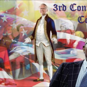 3rd Continental Congress –Armstrong Williams