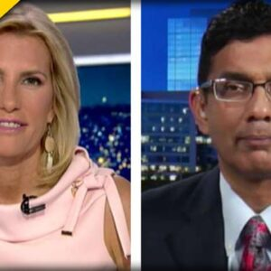 WATCH: Dinesh D'Souza UNLEASHES on the Left's Obsession with Mask Mandates