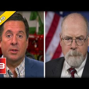 Devin Nunes Drops HUGE Bombshell about Upcoming Durham Report
