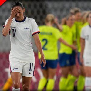 KARMA! After Kneeling for National Anthem, Women's Olympic Soccer Team is Handed Brutal Loss