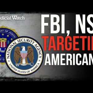 Biden FBI Spying on Americans? Tucker Carlson TARGETED by NSA? Abuse of Trump CONTINUES