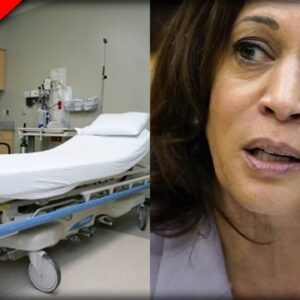 SKETCHY: Kamala Harris Checks into Walter Reed IMMEDIATELY After Meeting with Infected TX Dems