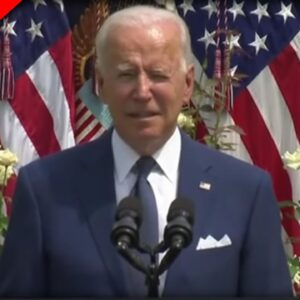 """HORROR! Joe, Confused, Starts Calling for """"Mom"""" in middle of Speech"""