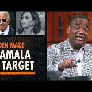 Biden and Identity Politics Put Kamala in the Crosshairs | Fearless With Jason Whitlock