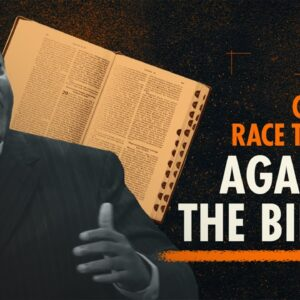 Jason Whitlock: Does CRT Conflict With the Word of God?